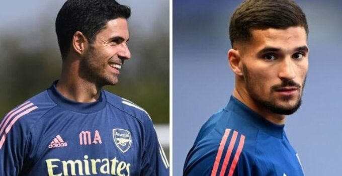 Arsenal are keen on signing an attacking midfielder. Could we go back for Houssem Aouar, a player greatly admired by Mikel Arteta?