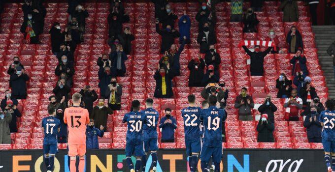 Arsenal 4-1 Rapid Wien