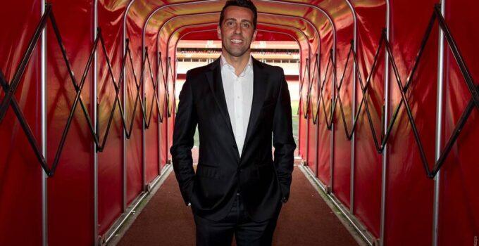 Edu Gaspar, Arsenal's technical director